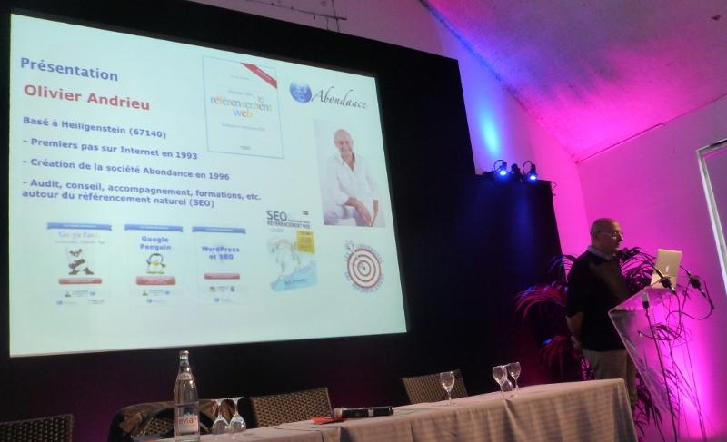 Olivier-conference