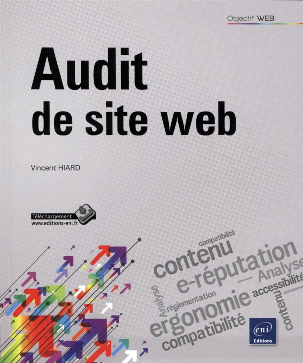 L'audit des sites web avec Vincent HIARD