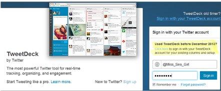 compte-tweetdeck