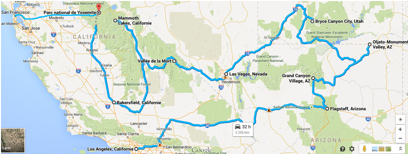 USA-road-trip