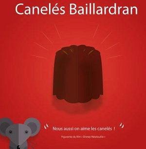 canelés-baillardran
