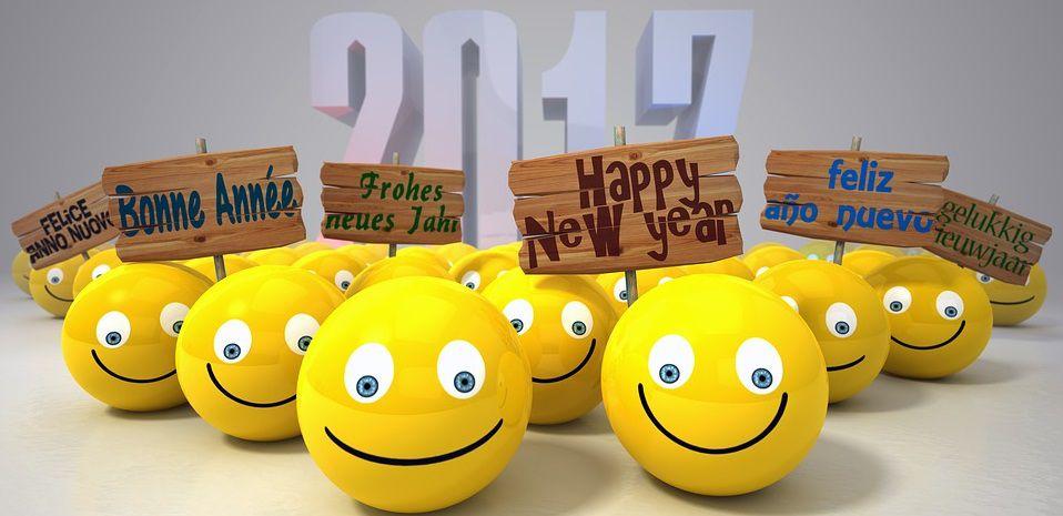 Bonne année à tous les lecteurs du blog !