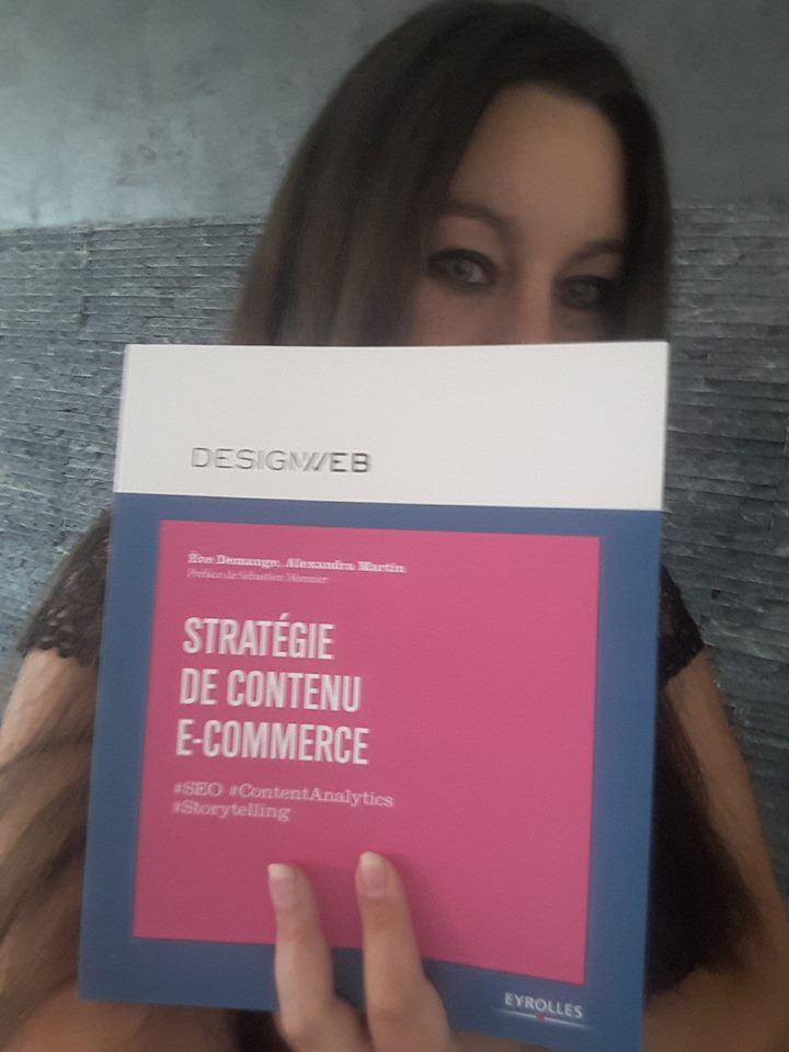 Paroles d'experts Blogging & Social Media : stratégie de contenu e-commerce livre ! Partie III