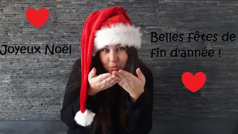 Comment Souhaiter Joyeux Noel Sur Facebook.Joyeux Noel Et Bonnes Fetes De Fin D Annee 2017