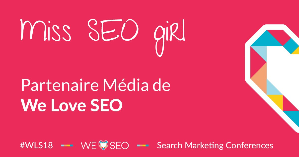 We Love SEO : Participez à l'événement search marketing de la rentrée à ne pas manquer !
